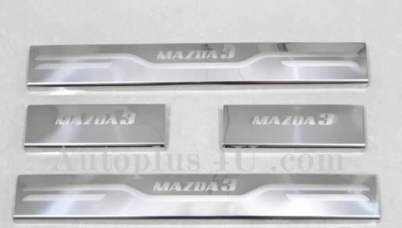 สคัปเพลท Mazda 3 2014