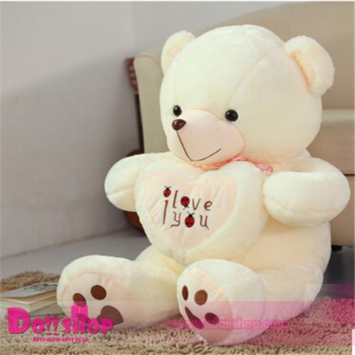 ตุ๊กตาหมี I Love you 1.1 เมตร
