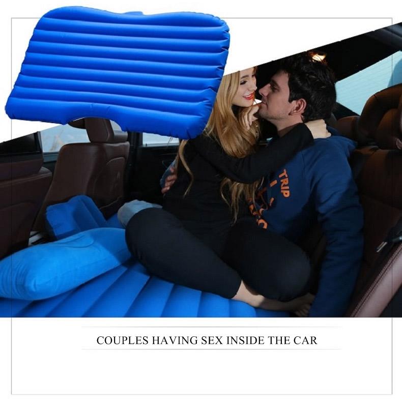 ที่นอนในรถ