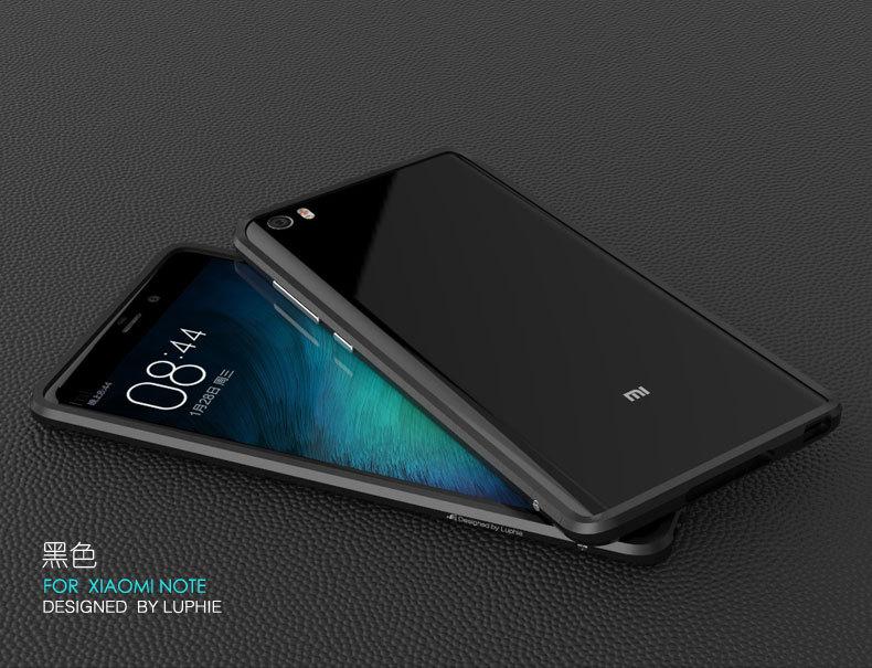 Xiaomi Mi Note / Pro Luphie Aluminum Bumper