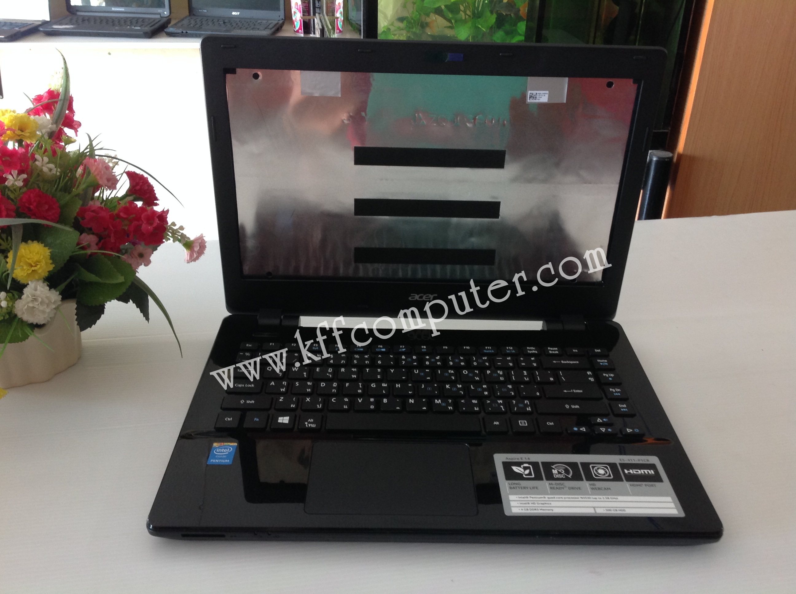 Body Notebook Acer Aspire E14 E5 411 P1CR