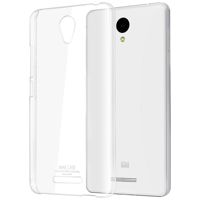 เคส Xiaomi Redmi Note 2 IMAK Crystal Clear Case Nano Crystal