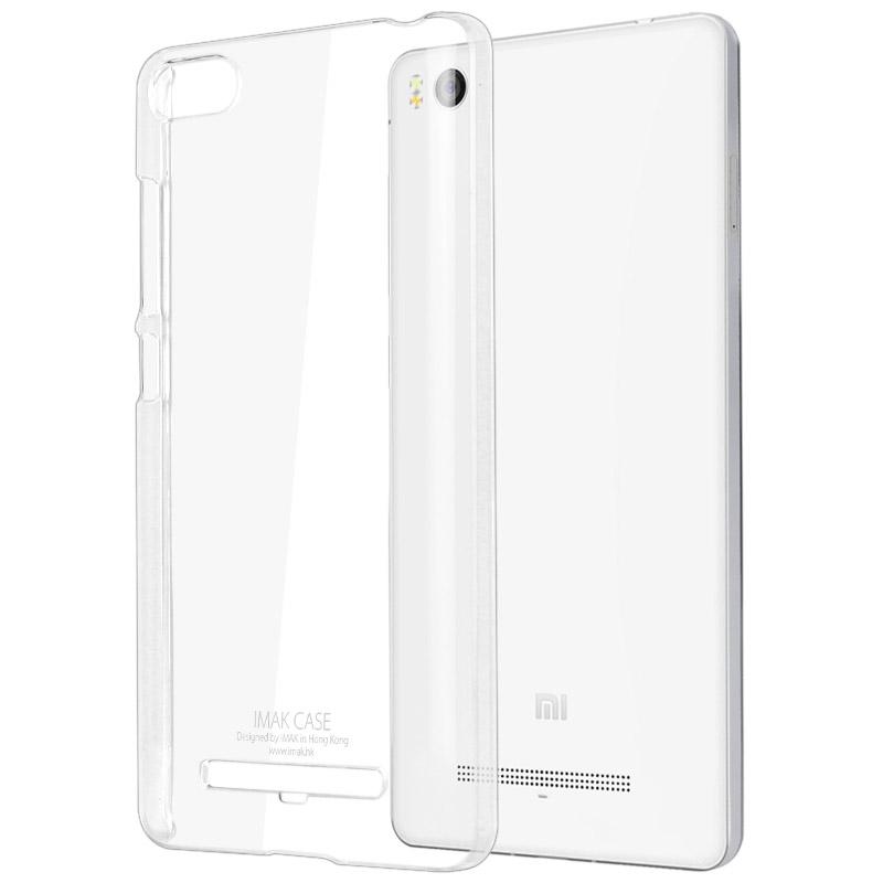 เคส Xiaomi Mi 4i / Mi 4c IMAK Crystal Clear Case Nano Crystal
