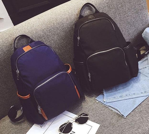 กระเป๋าเป้ Women nylon leisure