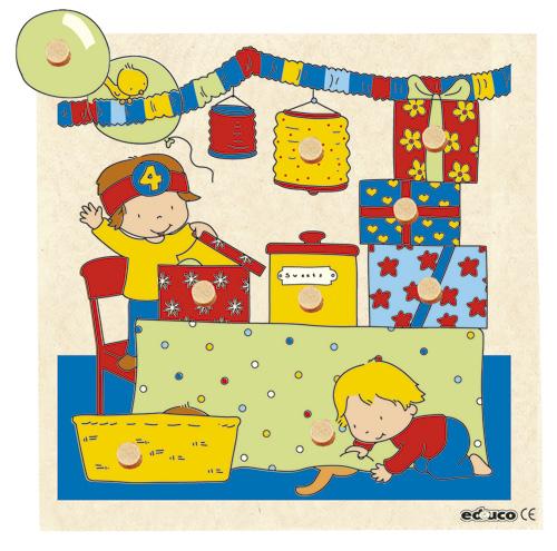 HIDDEN SURPRISE PUZZLES - ปริศนาภาพซ่อน (LIVING ROOM-ห้องนั่งเล่น)