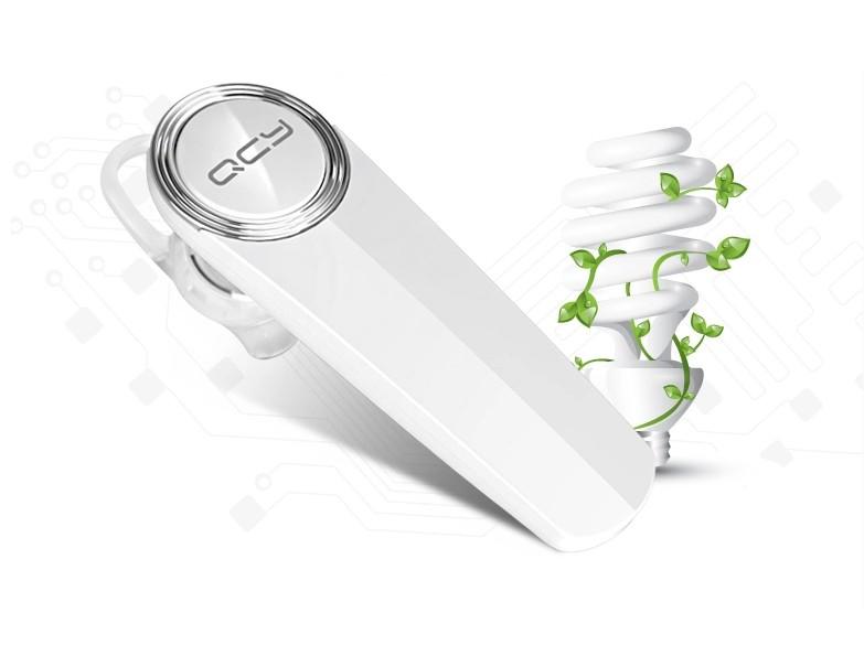 QCY Q8 Bluetooth Headset - White