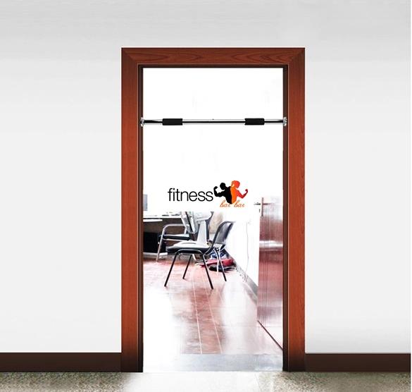 ขนาดของประตูสำหรับติดตั้งบาร์โหน