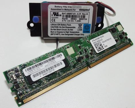 39R8800 IBM ServerRAID 7K Zero Channel PCI-X Ultra320 SCSI Controller Card With 256MB