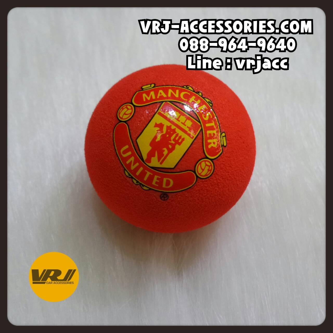 ลูกบอลเสียบเสาอากาศ แมนเชสเตอร์ยูไนเต็ด (แมนยู) : Antenna topper - Manchester United