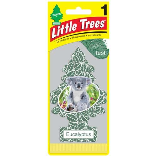 Little Trees กลิ่น Eucalyptus (ยูคาลิปตัส)