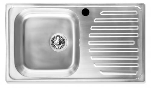 อ่างล้างจาน HAFELE รุ่น ND-822T-LHB