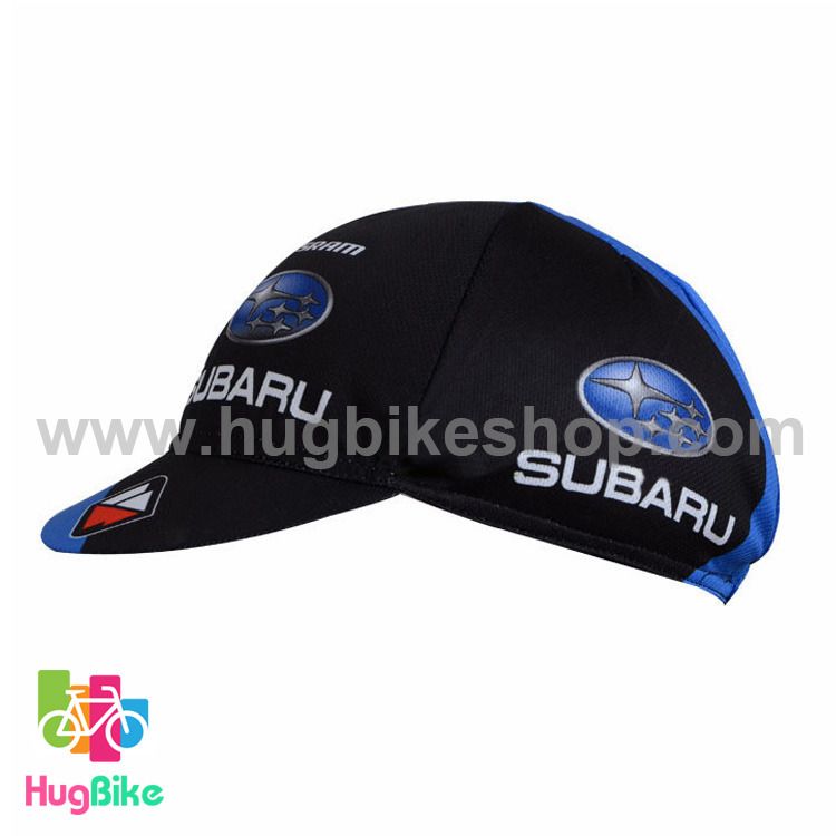 หมวกแก๊บ Subaru 14 (01) สีดำน้ำเงิน