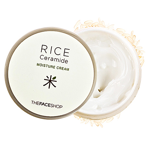 THEFACESHOP Rice Ceramide Moisture Cream 45ml.