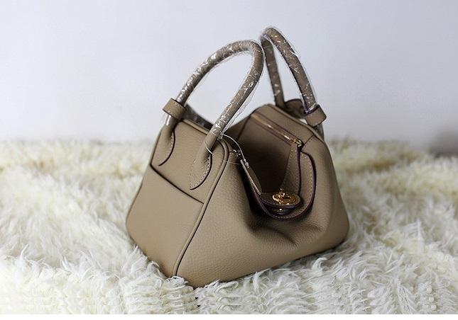 กระเป๋า hermes Lindy 26' (อะไหล่ทอง)