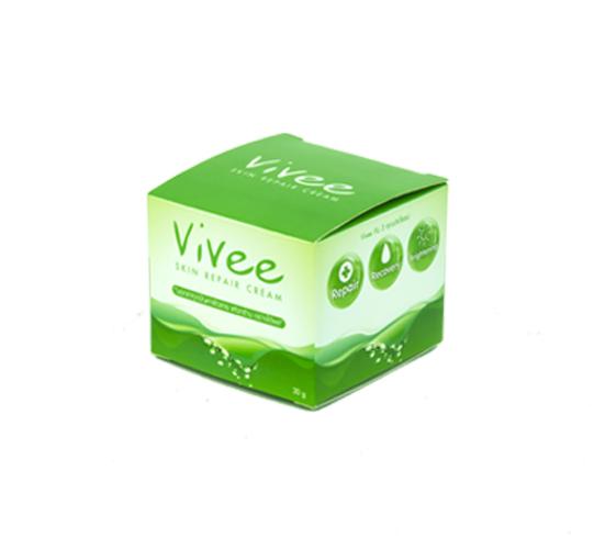 Vivee Skin Repair Cream 1 กระปุก