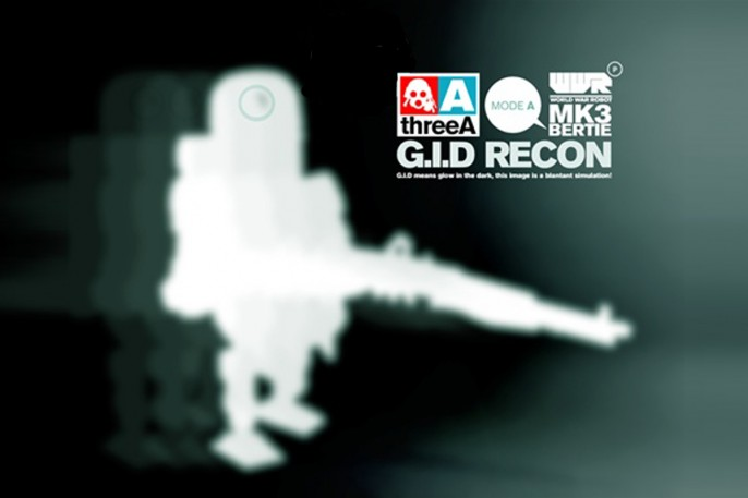 ThreeA WWRp Bertie Mk.3 G.I.D Recon Mode A