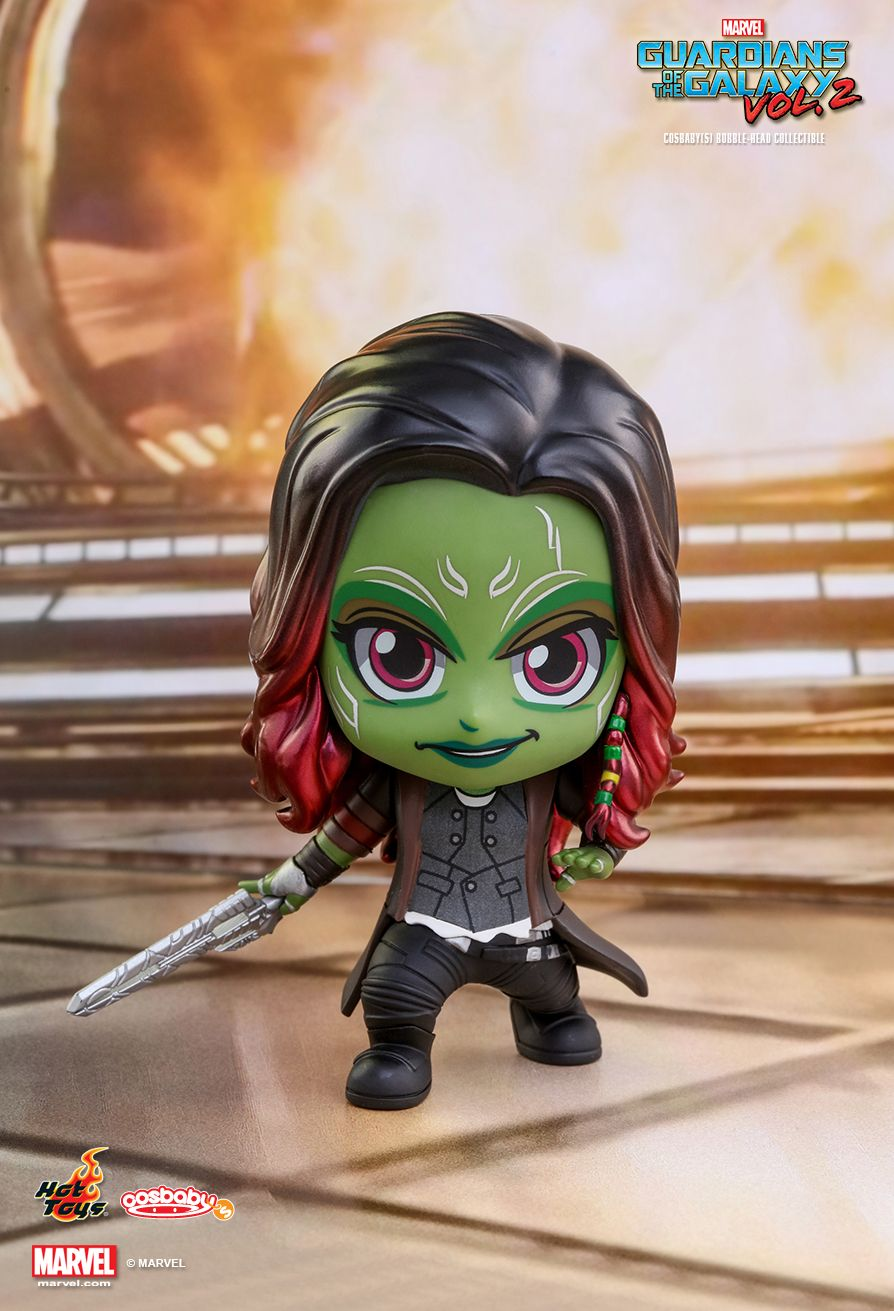 Hot Toys COSB357 GUARDIANS OF THE GALAXY VOL. 2 - GAMORA
