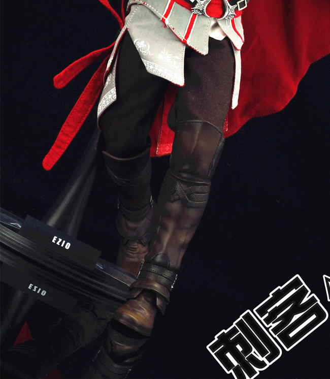 AS Toys AS005A / AS005B Man Assassin boots