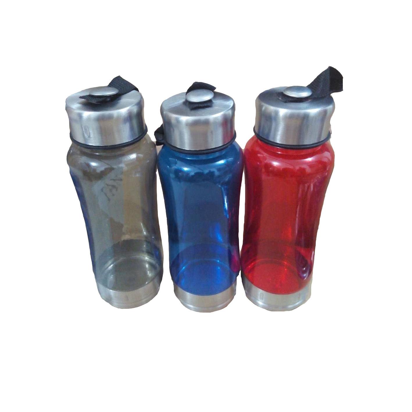 กระติกนํ้าพลาสติก 600 ml รหัส 2004