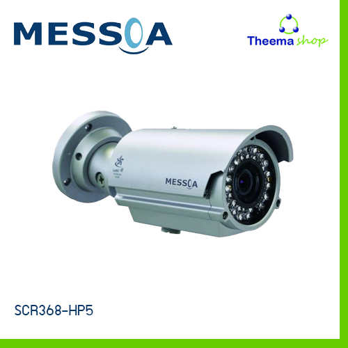 Messoa SCR368-HP5 1/3 inch 700TVL CCTV Camera