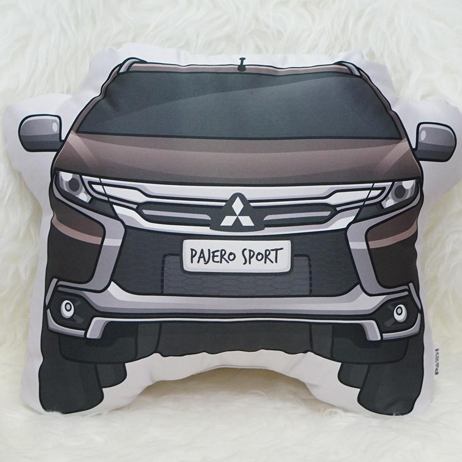 หมอนรถ Mitsubishi - Pajero Sport