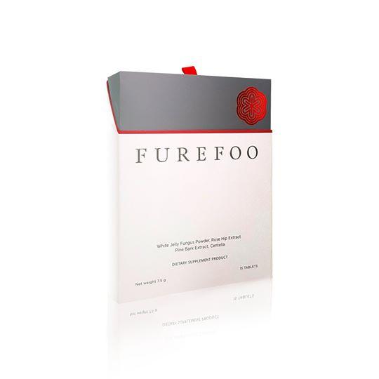 FUREFOO ใหม่! เฟอร์ฟู ขนาด 15 เม็ด + สูตรเข้มข้นกว่าเดิม ที่สุดแห่งอนุพันธ์วิตามินผิว