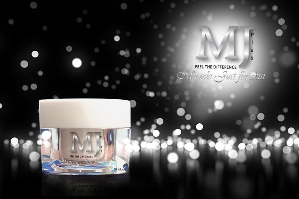 MJ Plus Feel the Difference Miracle Just for Skin หมดปัญหากวนใจ ไร้ฝ้า กระ ผิวกระจ่างใส