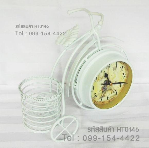 นาฬิกาตั้งโต๊ะสองหน้า