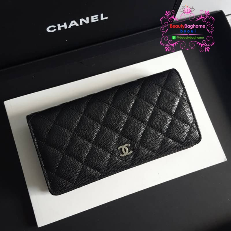 Chanel wallet งานHiend Original