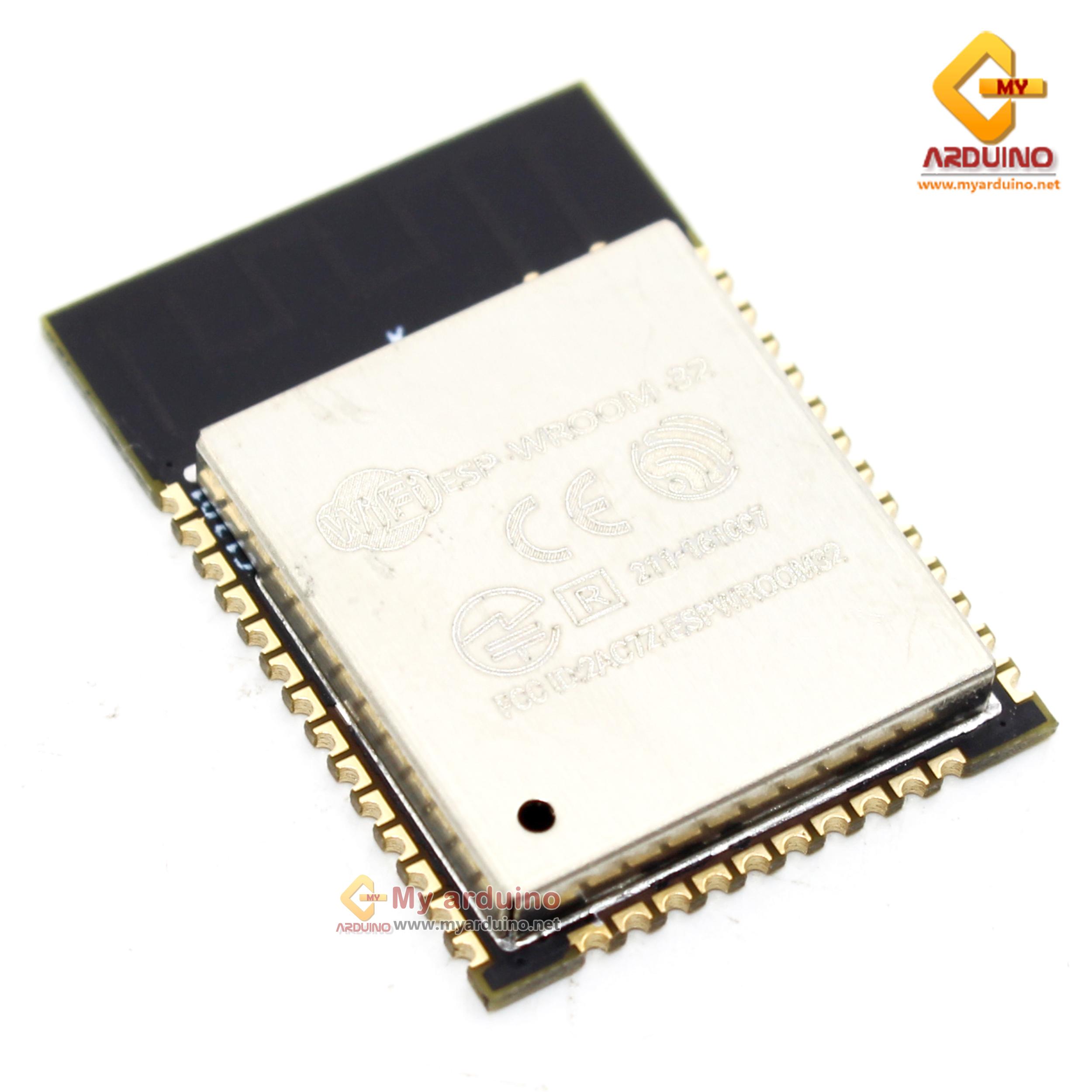 ESP32 Wifi+bluetooth 4 2 dual core MCU ESP-WROOM-32