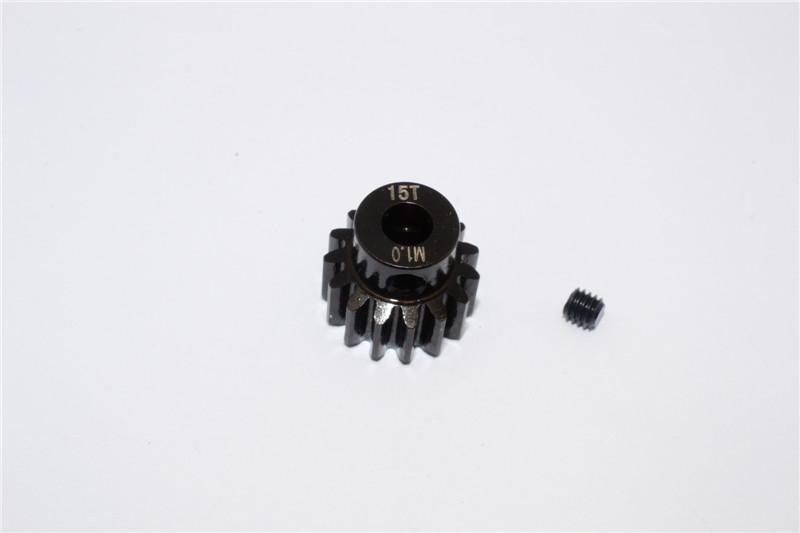 STEEL MOTOR GEAR (15T) - TXM015TS