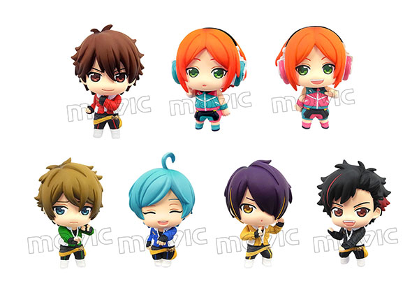 Color Colle Ensemble Stars! Vol.4 8Pack BOX(Pre-order)