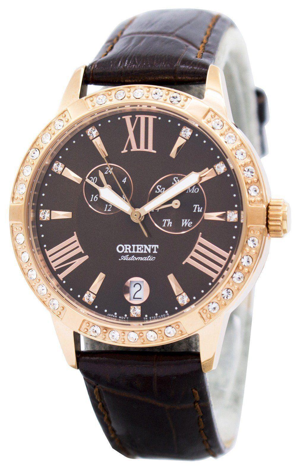 นาฬิกาผู้หญิง Orient รุ่น ET0Y001T, Fashionable Automatic