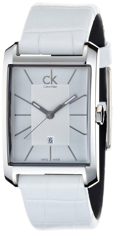 นาฬิกาข้อมือผู้หญิง Calvin Klein รุ่น K2M23120, Window Watch Analog Dress Quartz SWISS