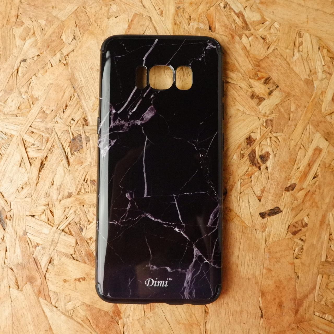 Dimi ลายหินอ่อนดำ S8