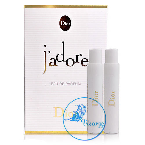Dior Jadore EDP 1mL กลิ่นหอมหวานอ่อนๆ ที่มอบความรู้สึกเปรียบเสมือนผู้หญิงอ่อนหวาน และมีเสน่ห์ดูน่าหลงใหล