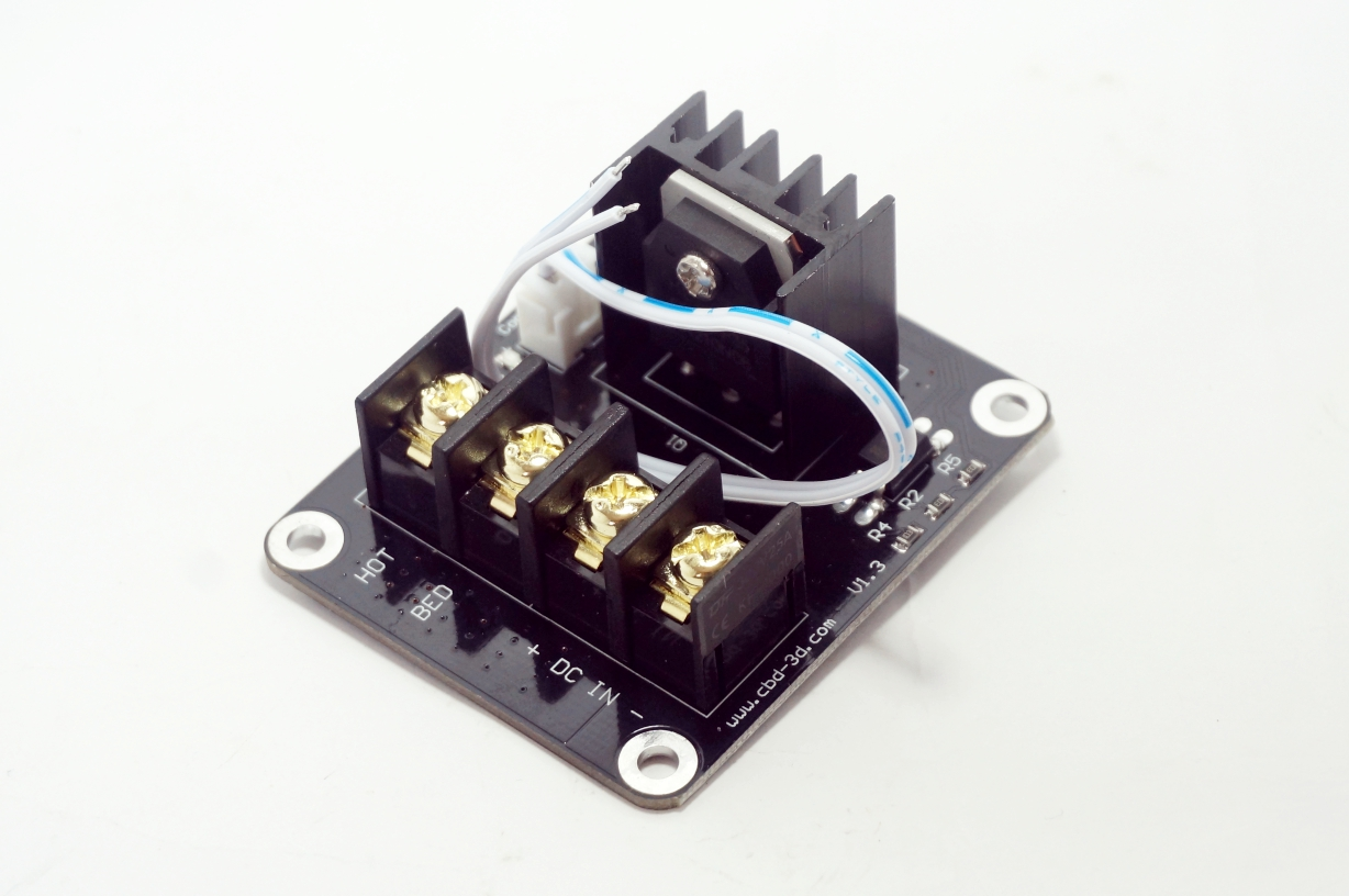 Heated Bed Power Expansion Module