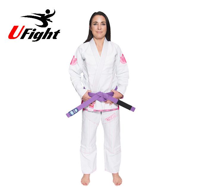 UFIGHT Female GI Jiu-Jitsu ชุดยูยิตสู กิBJJ ยูไฟต์ฟีเมล