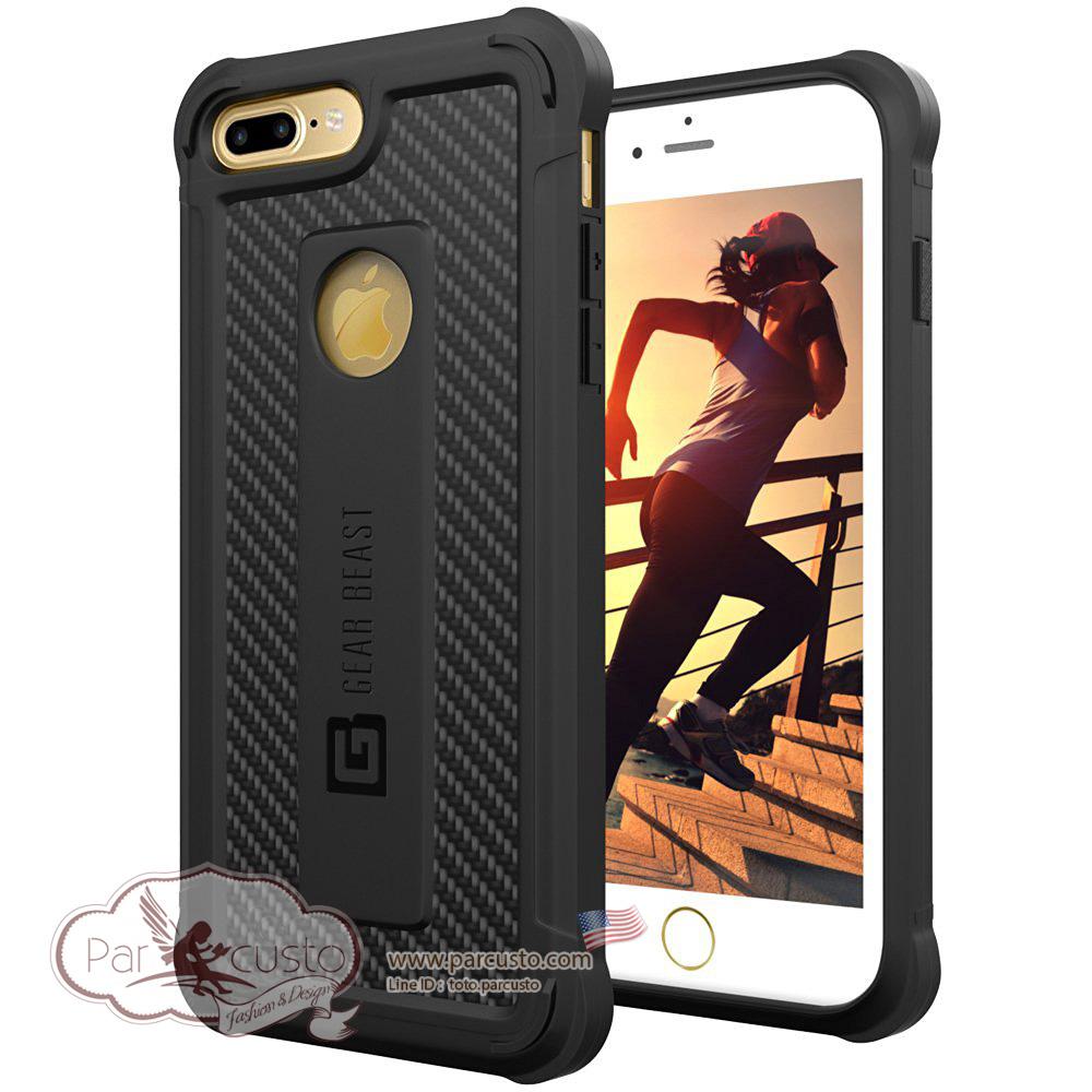 เคสกันกระแทก Apple iPhone 7 Plus [GearShield] จาก Gear Beast [Pre-order USA]