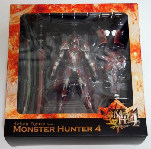Sen-ti-nel Hunter Swordsman Rathalos [Monster Hunter 4] E-Capcom Limited Edition NEW