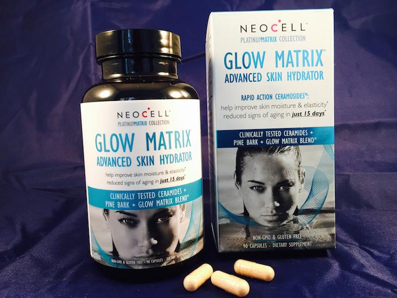NEOCELL Glow Matrix™ Advanced Skin Hydrator ลดริ้วรอยแบบลึก ไม่แก่ก่อนวัย