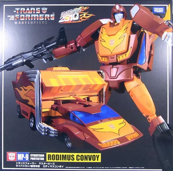 Transformers masterpiece Rodimus Convoy NEW