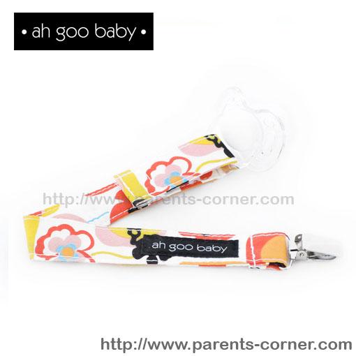 สายห้อยจุกหลอก Ah Goo Baby - Poppy