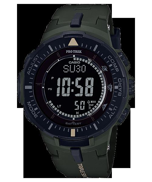 นาฬิกา Casio PRO TREK รุ่น PRG-300-3 ของแท้ รับประกัน1ปี