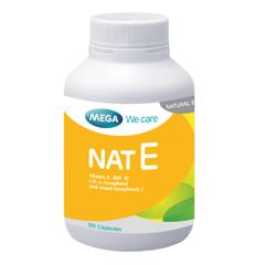 Nat E 400iu 30's