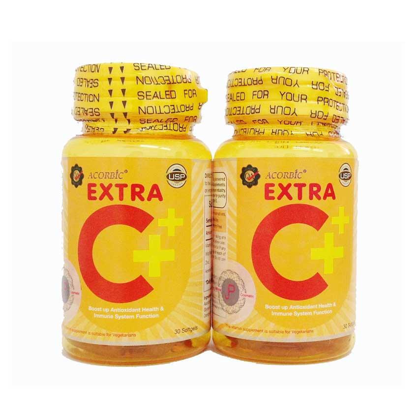 Acorbic Extra C Plus 30 Softgel
