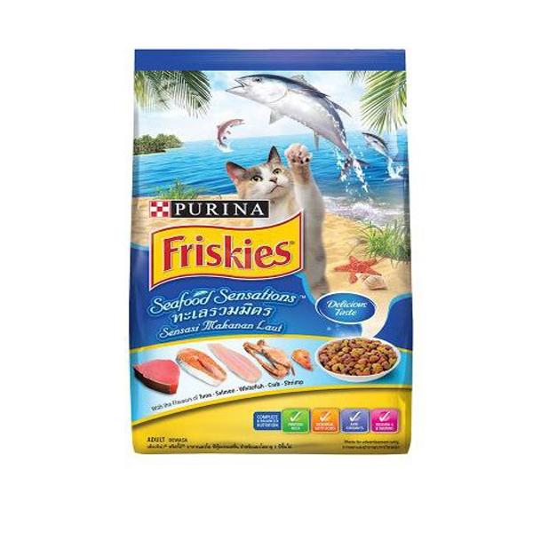 Seafood Sentations