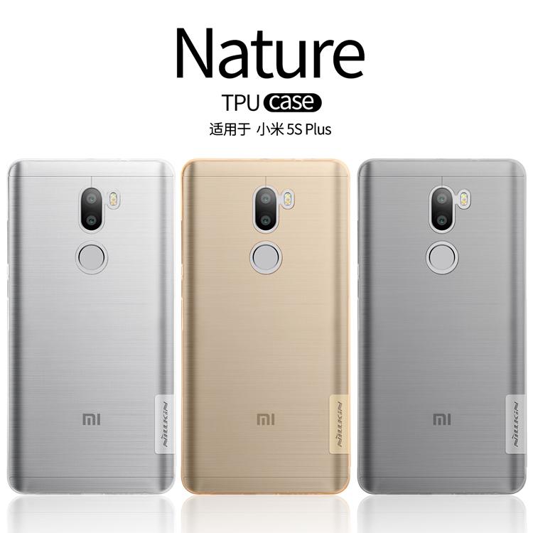 เคสใส NILLKIN TPU Case เกรด Premium Xiaomi Mi 5s Plus