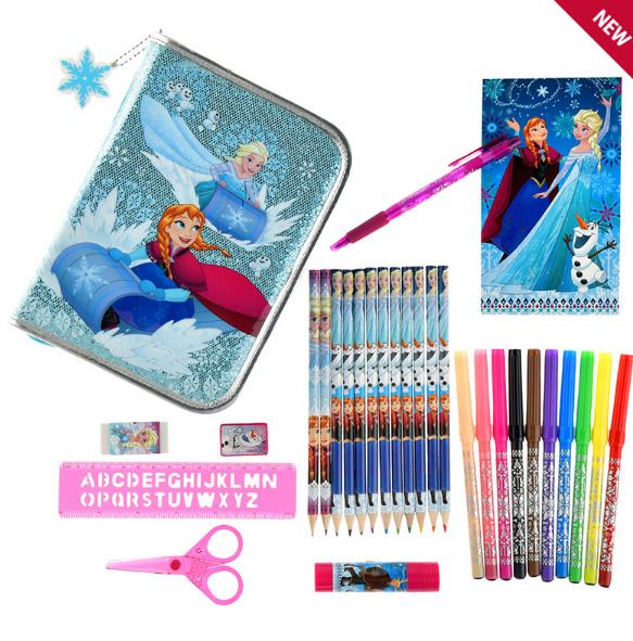 ชุดเซทสี Frozen Stationery Kit [USA]