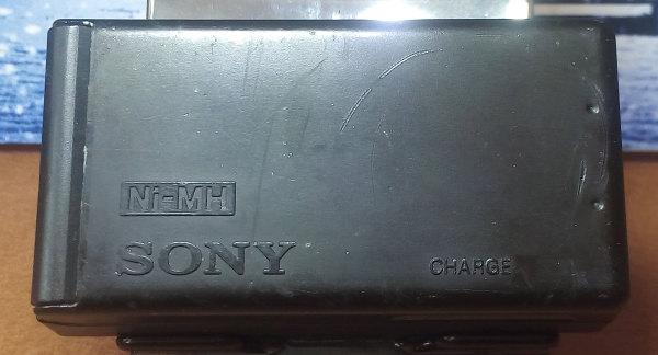 แท่นชาร์จแบตหมากฝรั่ง Sony BC-7A มือสอง